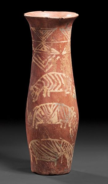 The Pottery of the Nile Valley: classification, documentation and new methodology ofanalysis