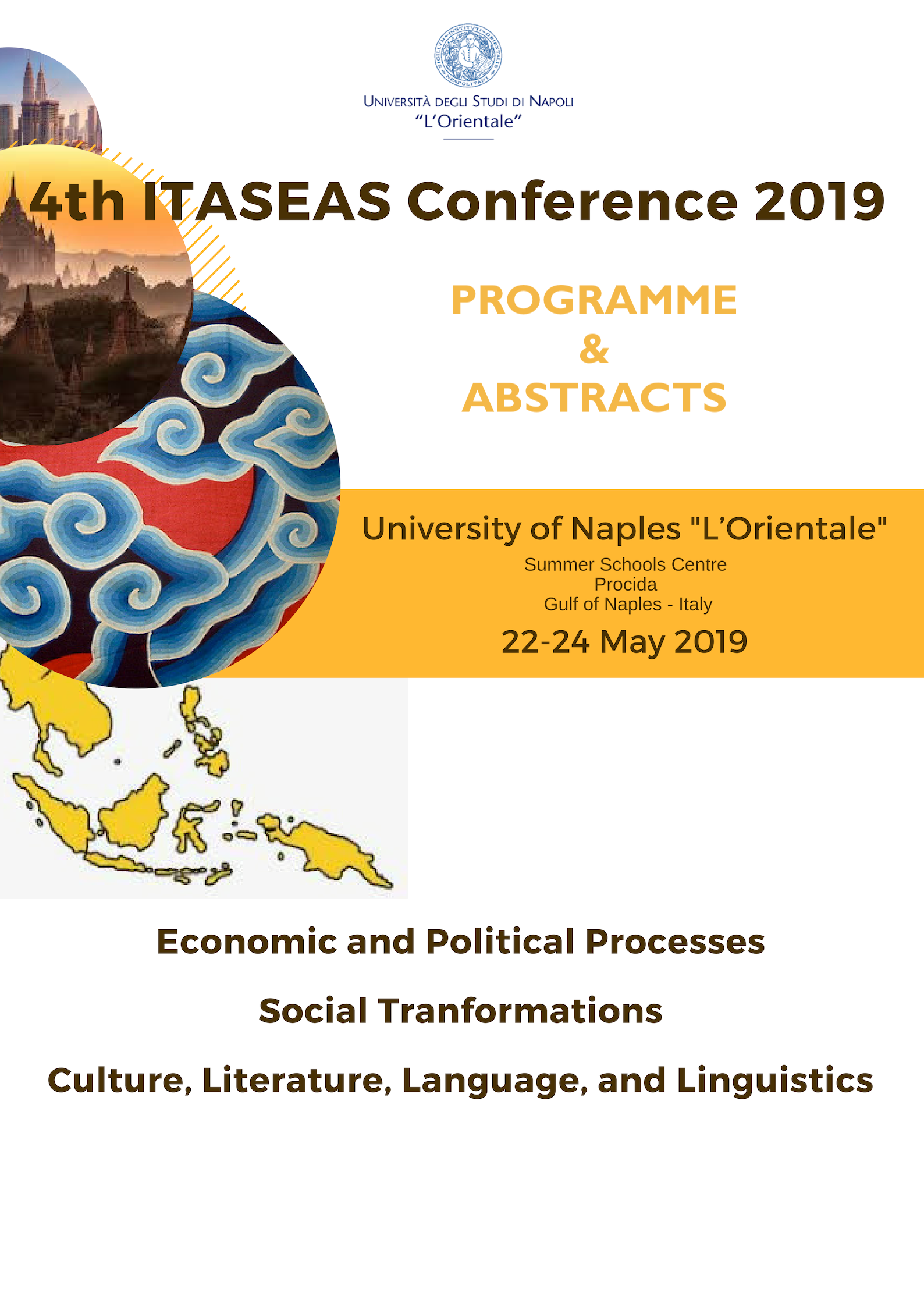 PROGRAMME & ABSTRACTS