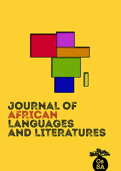 JALaLit - Journal of African Languages and Literatures