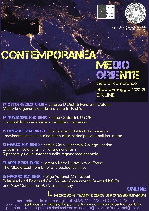 Contemporaneo Medio Oriente