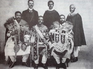 Early 20thCentury Europe in the eyes of an Ethiopian envoy