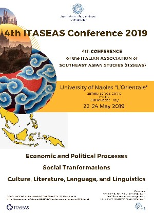 "22-24 maggio 2019 ""4th ITASEAS Conference 2019"""